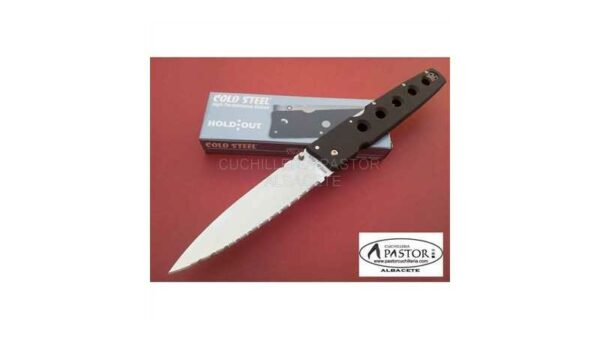 COLD STEEL HOLD OUT I CS11HXLS