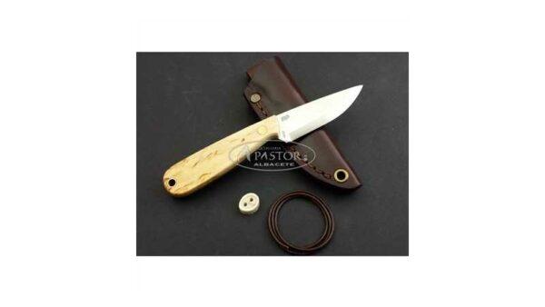 Cuchillo Enzo Necker 70 Abedul 9800