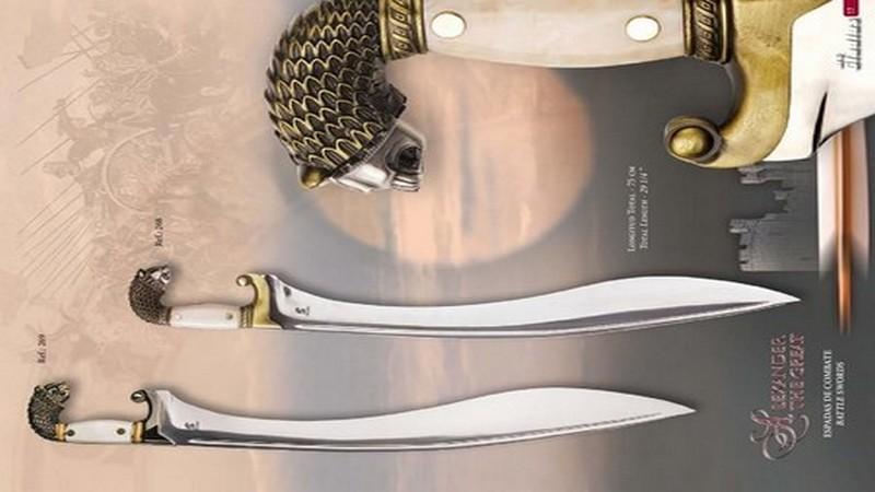 Art.Gladius 269 Espada Alejandro Magno