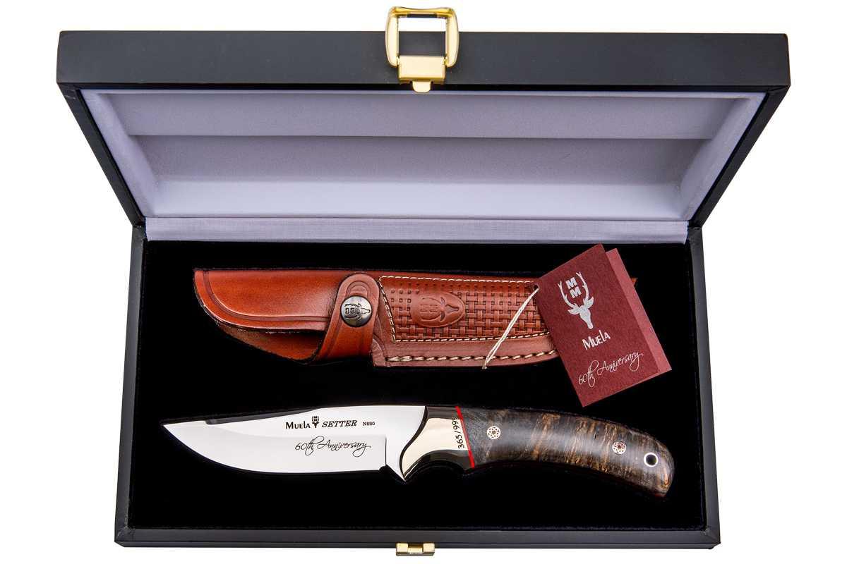 Cuchillo Muela Setter 60 Aniversario 11.TH