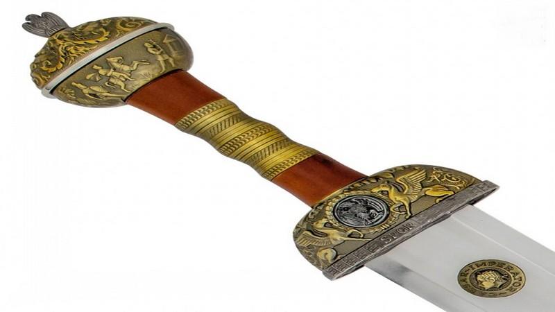Art Gladius Espadas Gladiator Julio Cesar