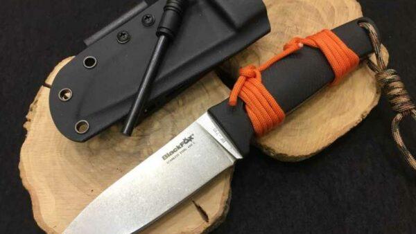Cuchillo Bushcraf Blackfox BF-710 G10