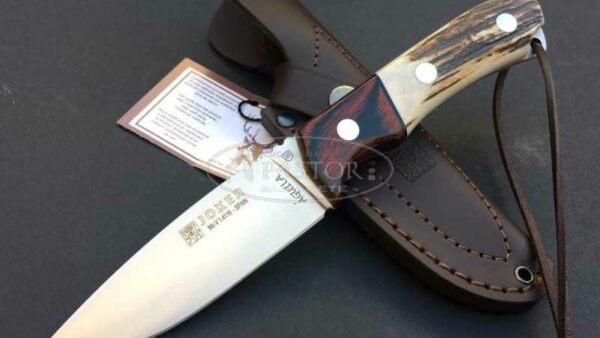 Cuchillo Joker Aguila CC105 Stamina/Ciervo