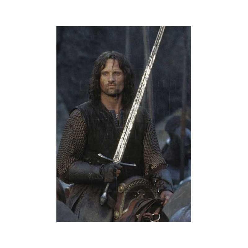 """Espada Andúril de Aragorn """" El Señor de los Anillos """""""