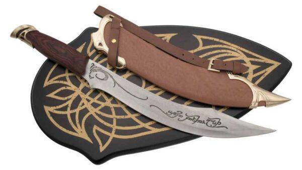 """Cuchillo de Aragorn 11221 """"El Señor de los Anillos"""""""