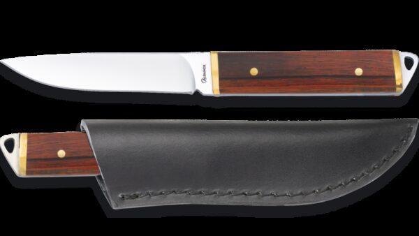 Cuchillo Albainox Mini Funda Piel 32532