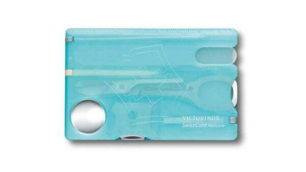 Victorinox Swiss Card Nailcare 13 Funciones