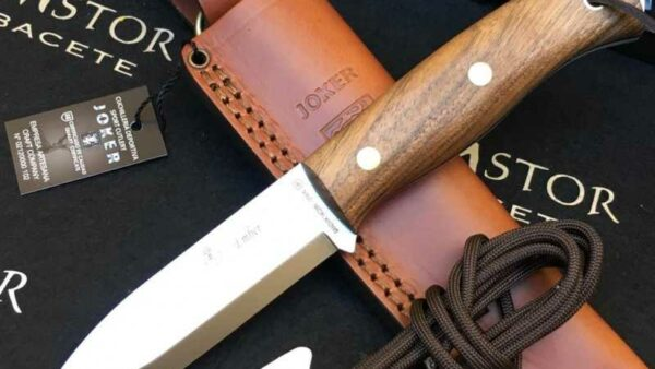 Cuchillo Joker Ember Nogal CN122