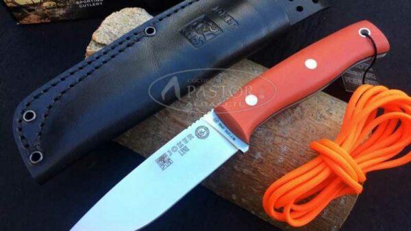 Cuchillo Joker Lynx CN111 Micarta Naranja
