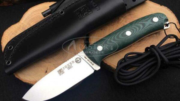 Cuchillo Joker Ursus BS9 CV116-1 Micarta Negra