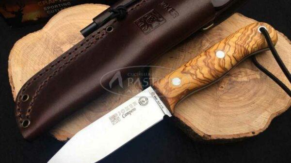 Cuchillo Joker Campero BS9 CO112-1 Olivo
