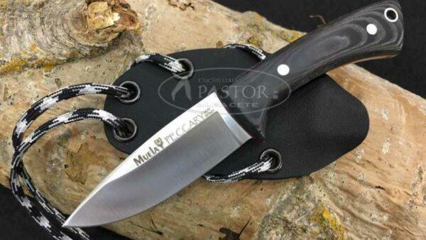 Cuchillo Muela Peccary 8M Micarta