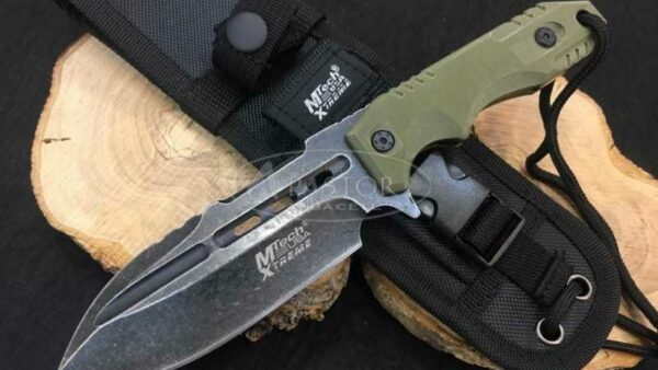 Cuchillo Mtech Usa Xtreme Tactical Fighter Knife military survival MTX8136GN