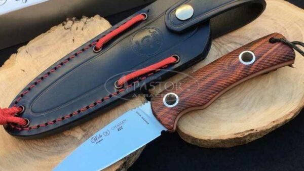 Cuchillo Nieto Chaman EDC 137C Cocobolo