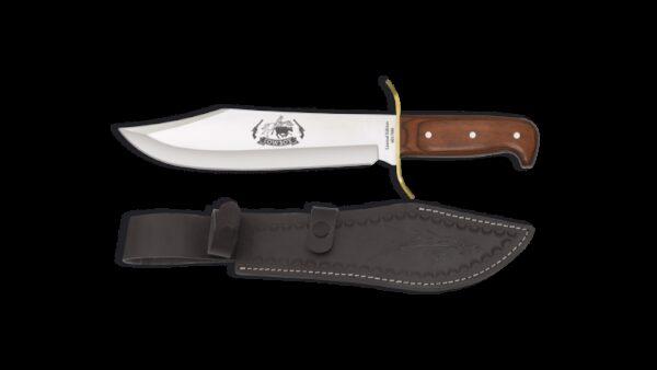 Cuchillo Albainox Cowboy Madera