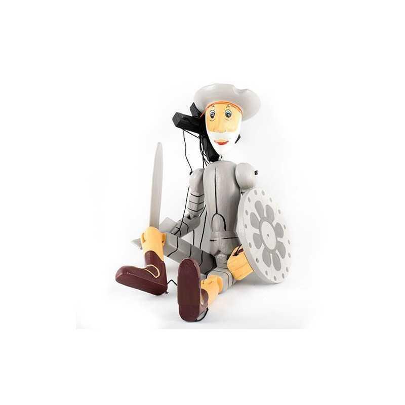 Marioneta Quijote Mediana