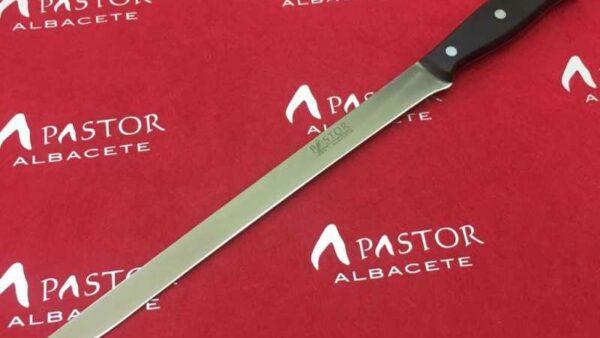 Cuchillo Jamonero Pastor Hoja de 29 cm