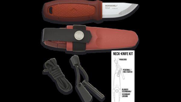 Cuchillo Morakniv ELDRIS Rojo + KIT 17430-RO