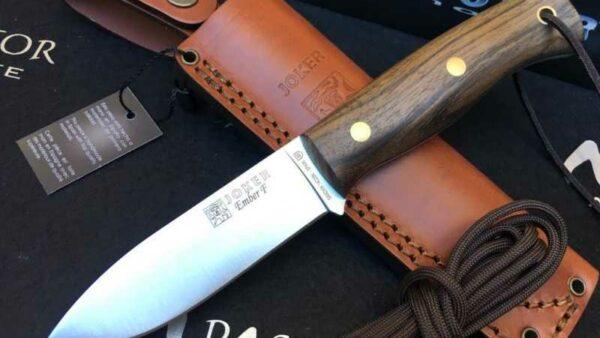 Cuchillo Joker Ember F Nogal CN123