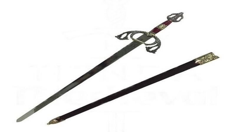 "Art Gladius 4100V Espada Tizona ""El Cid"" con Vaina"