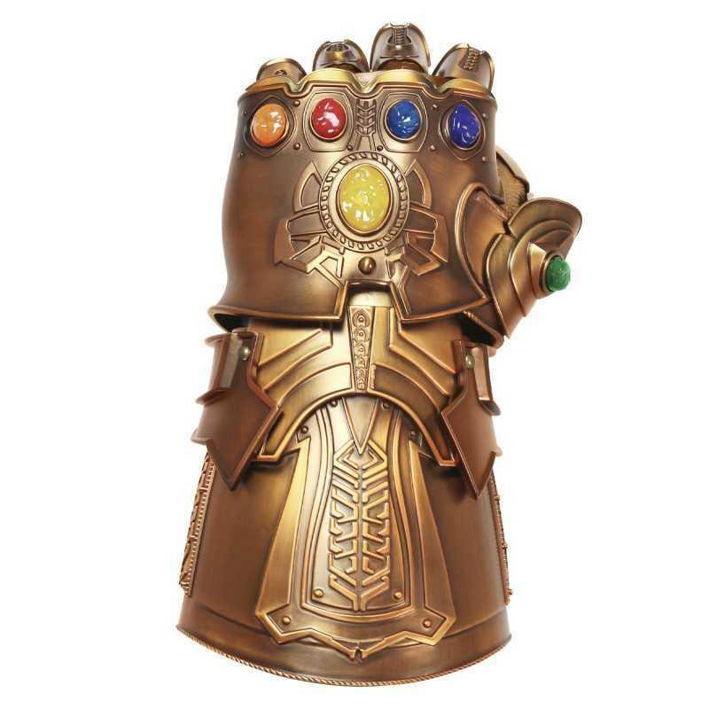 Fantástico Guante de Thanos gemas del infinito S0218