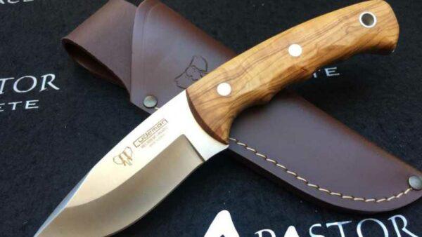 Cuchillo Cudeman 143L Olivo