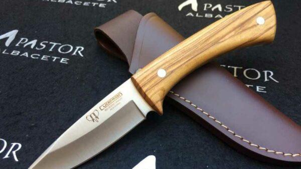 Cuchillo Cudeman 145L Olivo