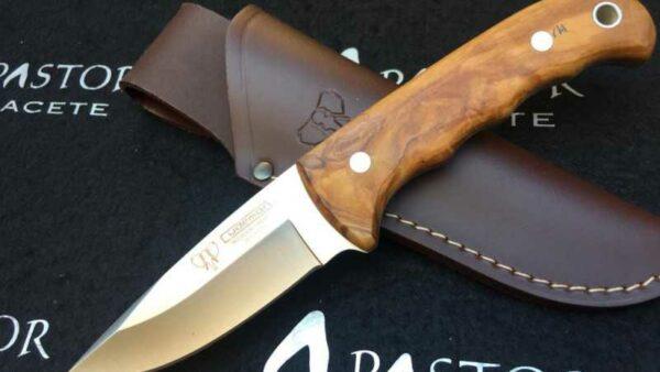 Cuchillo Cudeman 149L Olivo