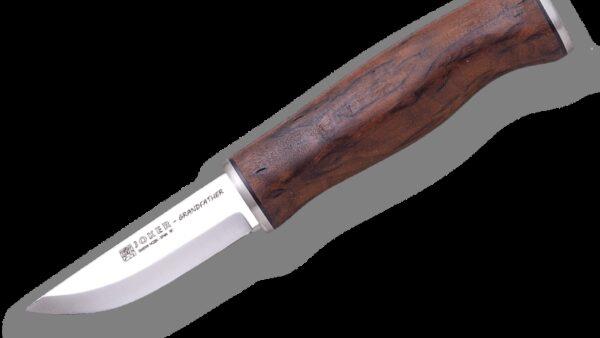 Cuchillo Joker Puukko Grandfather CL129 Abedul Rizado Thermo