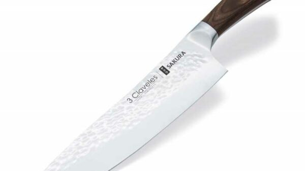 Cuchillo 3 Claveles Cocinero Sakura 01019