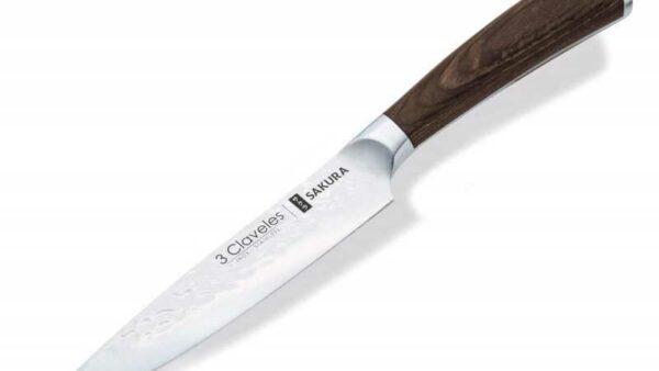 Cuchillo 3 Claveles Cocina Sakura 01016