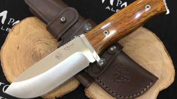 Cuchillo J&V CDA Thor Cocobolo