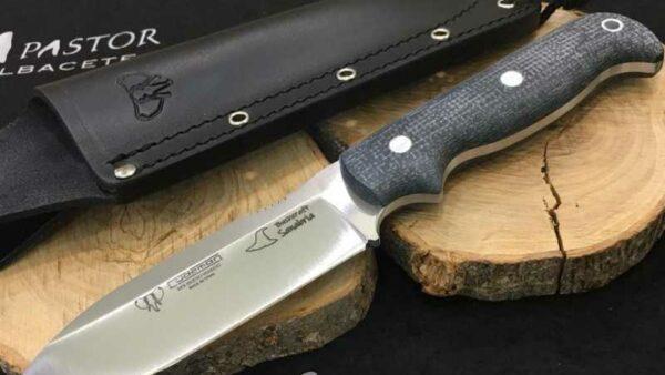 Cuchillo Cudeman 181T Sanabria Yute Negro