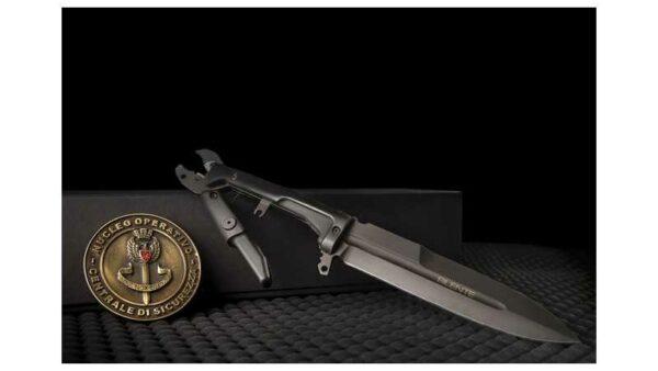 Cuchillo Extrema Ratio SILENTE 0370/BLK