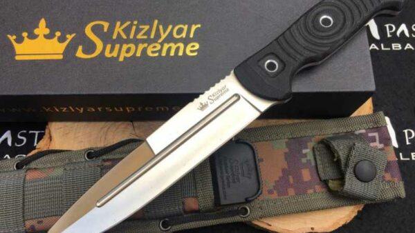Cuchillo Kizlyar Supreme Legión D2 Satinado