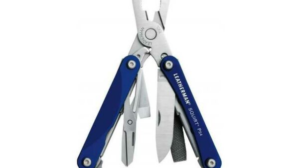 Leatherman Squirt PS4 Azul