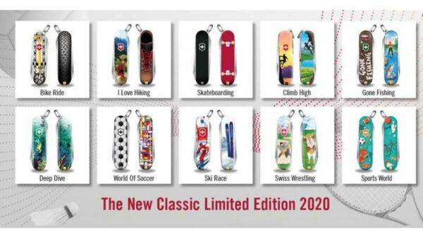 Victorinox Classic 2020 Edición Completa