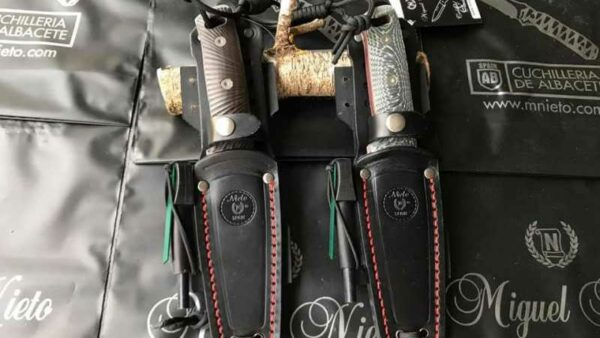 Cuchillo Nieto SG - SECURITY Granadillo