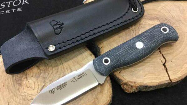 Cuchillo Cudeman Bushcraft Sanabria II Yute 182-T