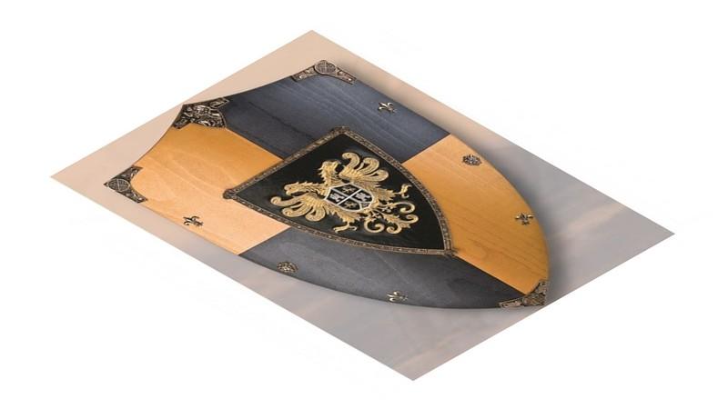 Art Gladius 874 Escudo Toledo Imperial