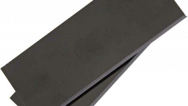 Placas G-10 Negro RR1478 - 2 unidades