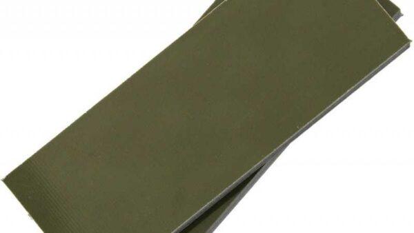 Placas G-10 VERDE RR1645 - 2 unidades
