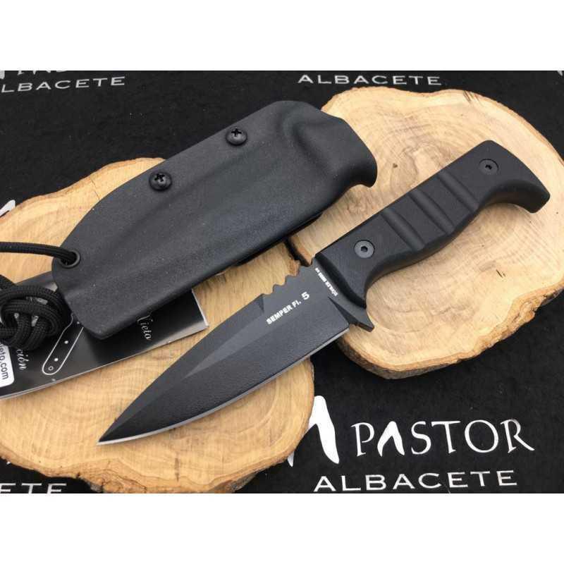 Cuchillo Nieto Sempere FI. 5 G10 132N