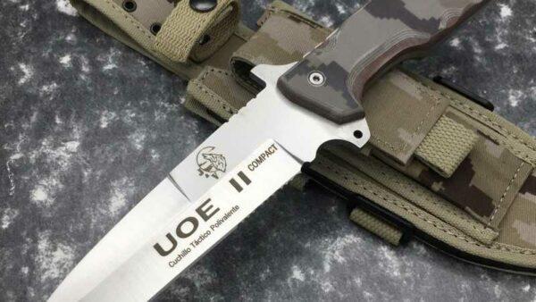 Cuchillo Supervivencia J&V CDA UOE ll Arido 1227-M7