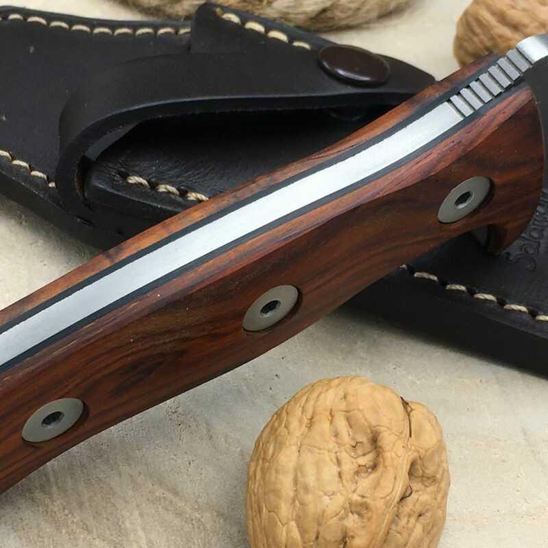 Cuchillo Salamandra Ares 400023 Cocobolo
