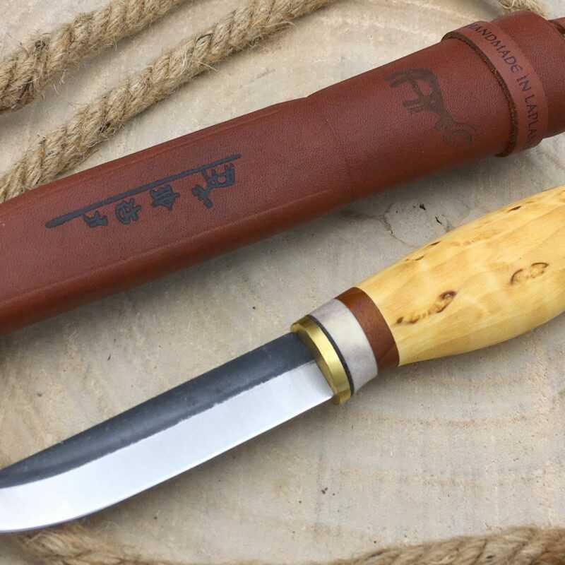 Cuchillo Lappi Puukko 95 Abedul