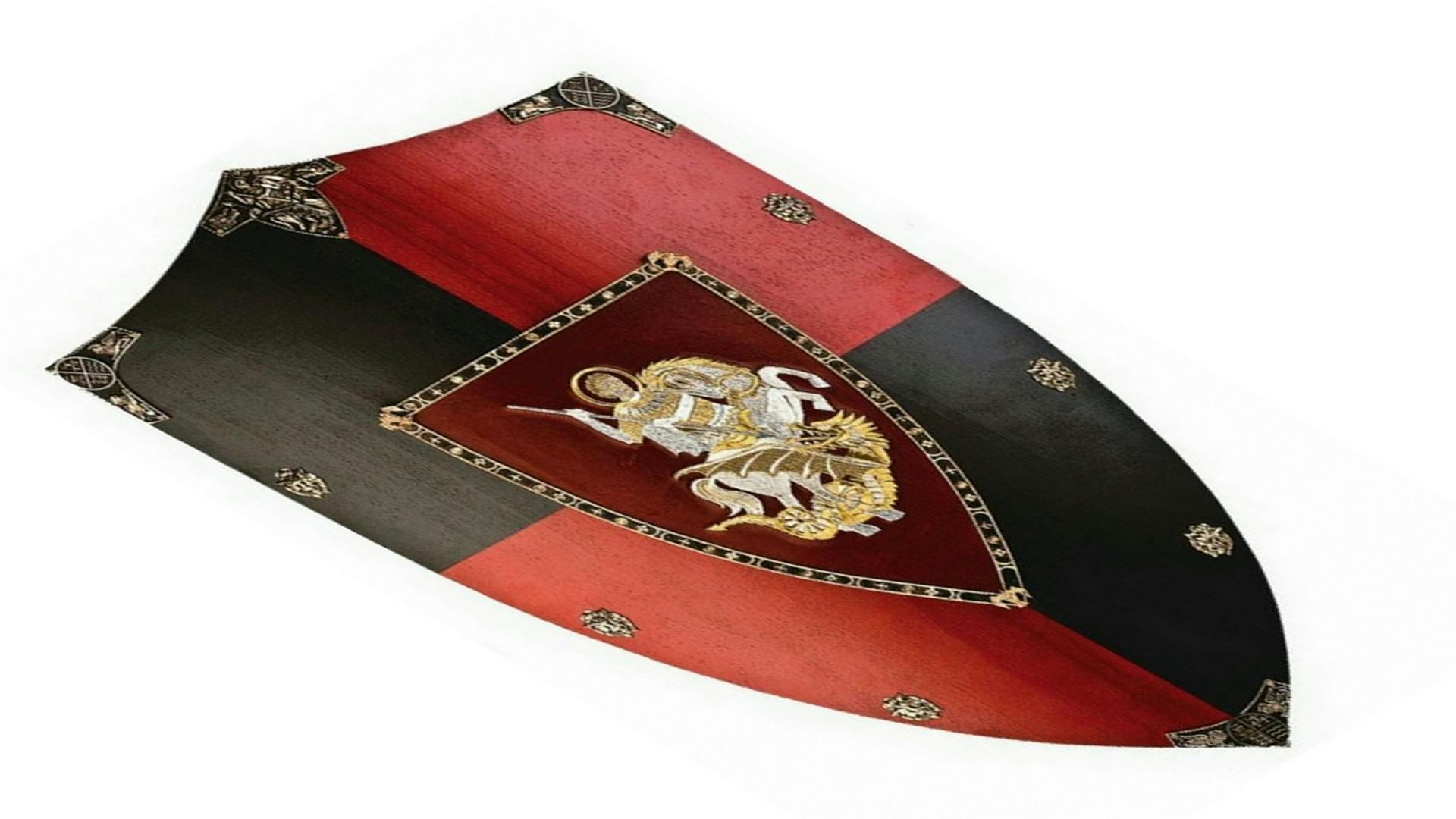 Art Gladius 871 Escudo Príncipe Negro