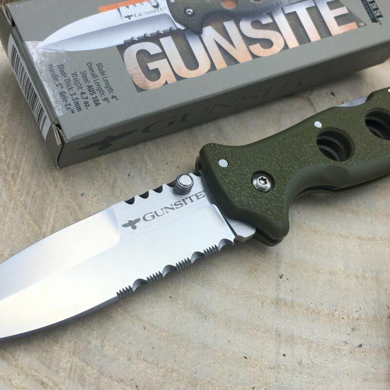 Cold Steel Gunsite Counter Point Lockback CS10ABV1