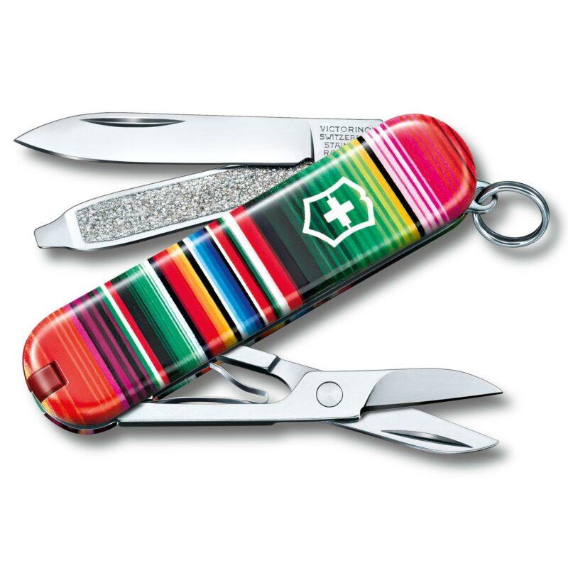 Victorinox 0.6223.L2101 Classic Mexican Zarape 2021