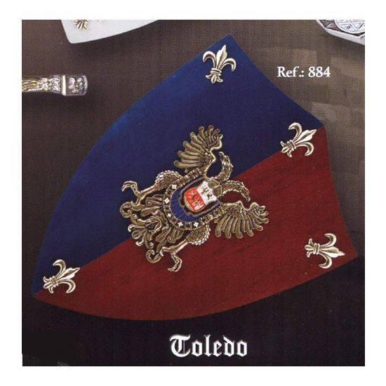 Art Gladius 884 Mini Escudo Toledo